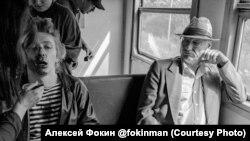 """Съемки фильма """"Лето"""" режиссера Кирилла Серебренникова"""