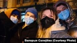 Граждане Беларуси в Ухане