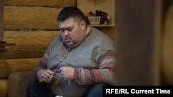 Сергей Туров за работой