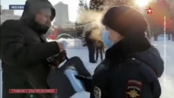 Tea And Sympathy: Russian TV Presents Police As Kindly Guardians Amid Brutal Crackdown