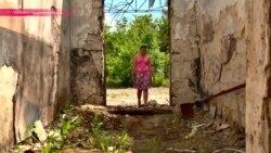 Здесь была школа: дети в Донбассе встречают 1 сентября на развалинах