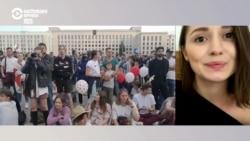"""""""Нет одной женщины, которая организовала бы все протесты"""". Марина Ментусова о женщинах в белом на улицах Минска"""