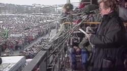 Бархатная революция: 30 лет спустя
