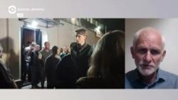 Правозащитник о задержанных белорусах