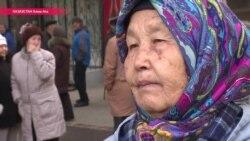 150 буханок в день: в Алма-Ате растет бесплатная раздача хлеба пенсионерам и неимущим