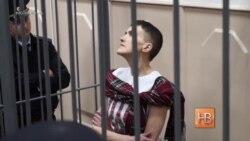 Надежда Савченко похудела до 50 кг
