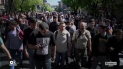 """""""Не Майдан"""": как российские СМИ освещали протесты в Армении"""