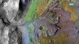 Детали: почему на Марсе исчезли реки и озера