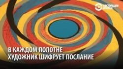 """""""Слепой – не мертвый"""". Незрячий художник с Урала рисует картины"""