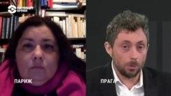 Как Франция реагирует на убийство учителя