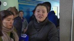 Азия: матери атакуют мэрию Нур-Султана