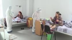 Репортаж из клиники в Кыргызстане, где коронавирус лечат настойкой аконита
