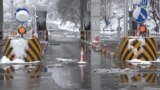 Tajikistan road closed because of snow teaser