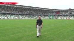 Главный белорусский стадион открылся после 6 лет реконструкции