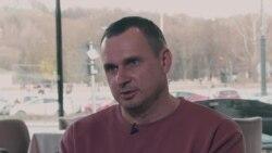 Олег Сенцов о том, чем занимается после освобождения. Полное интервью