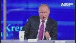 """""""Это было на протяжении всей нашей истории!"""" - Путин уверен, что Россия выживет под санкциями"""