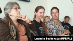 Светлана Прокопьева в суде