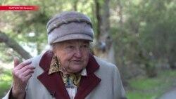 "Власти Бишкека снесли ""бабушкин ларек"": в нем пенсионерки торговали своим рукоделием"