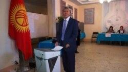 В парламент Киргизии проходят шесть партий