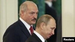 """Каким может быть план создания """"союзного государства"""" Беларуси и России"""