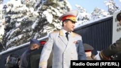 Former Deputy Defense Minister of Najikistan Abduhalim Nazarzoda