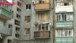Жители прифронтовых районов Украины возвращаются домой, но их дома разрушены и отключены от коммуникаций