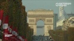 Нападения в Париже – это акт войны, заявил президент Франсуа Олланд