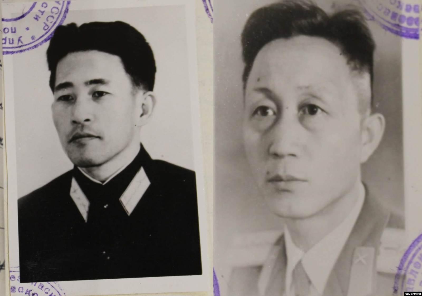 Пак и Хон. Фото из уголовного дела