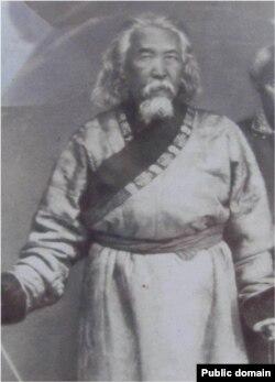 Лубсан-Самдан Цыденов