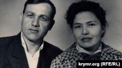 Рефат и Мусфире Муслимовы. 1967 год. Фото из семейного архива