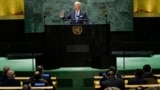 United Nations General Assembly Biden