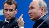 Итоги дня: Макрон спросил Путина о Сенцове