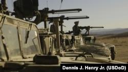 Тренировки американской армии