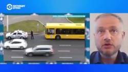 Зачем белорусские силовики крушили машины во время протестов год назад