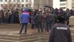 Митинги в Казахстане после похорон активиста, погибшего в СИЗО