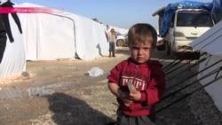 Сто бомбежек в день: как пострадавшие жители Алеппо пытаются укрыться от войны