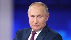 Путин рассказывает, как привился от коронавируса, но путает названия вакцин