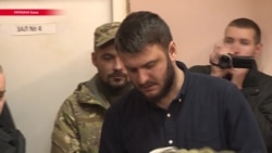 "Суд не стал арестовывать сына главы МВД Украины по ""делу о рюкзаках"""