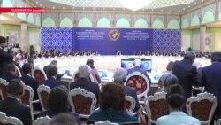 Эмомали Рахмон возложил ответственность за распространение терроризма в мире на страны Запада