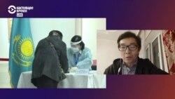 Правозащитник Галым Агелеуов о нарушениях на выборах в Казахстане