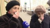 Pensioners in Moscow speak about coronavirus