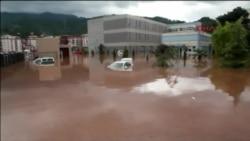 Восемь человек погибли в результате мощного наводнения в Турции