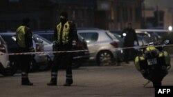В Копенгагене полиция оцепила территорию вокруг здания, где проходила дискуссия по проблемам ислама и свободы слова.