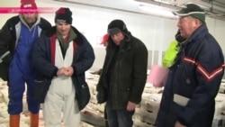 Шотландские рыбаки уплывают прочь из ЕС