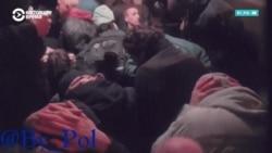 Протесты глазами силовиков: опубликованы видео, снятые в автозаках и во время задержаний
