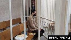 Тихон Осипов в суде