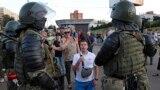 Жестокость силовиков в Беларуси: задержания и избиения на улицах городов