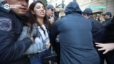 Полиция жестко разогнала акцию за права женщин