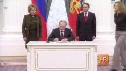 Россия год живет под санкциями США