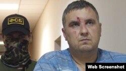 Евгений Панов, арестованный сотрудниками ФСБ РФ 11 августа 2016